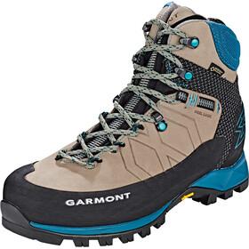 Garmont Toubkal GTX Shoes Damer, grey/blue